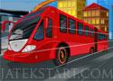 Speed Bus Frenzy buszvezetés a városban