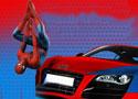 SpiderMan Amazing Race verseny Pókemberrel