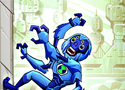 Spider Monkey Jump juss el minél tovább