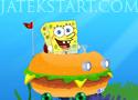 SpongeBob Burger Ride Játék
