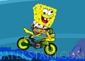 Spongebob WaterBiker Játék