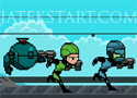 Star Gun Heroes Játékok