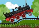 Steam Transporter vonatos szállítós