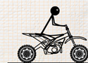 Stick Bike Fun Ride motoros pálcikaemberes