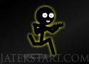 Stickman Sam 9 juss ki a sötét labirintusból