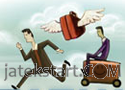Suitcase Skyway Játék