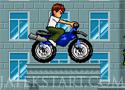 Super Ben 10 Motobike Játék