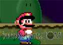 Super Mario Flash Halloween játék