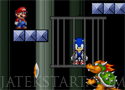 Super Mario Save Sonic Játékok