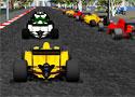 Super Race F1 autóversenyes játékok