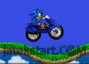 Super Sonic Motobike Játék