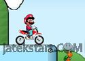 Super Mario Cross Játék