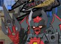 Tenkai Knights Race to Redemption űrhajós lövöldözős