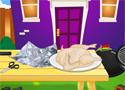 Thanksgiving Turkey Cooking Játékok