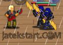 The Golden Gauntlet Játékok