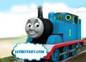 Thomas in France mozdonyos játékok