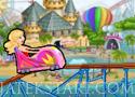 Thrill Rush 2 hullámvasút játék