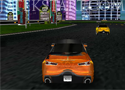 Tokyo Drift verseny egy nagyvárosban
