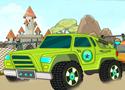Toon Truck Ride autós ügyességi játékok