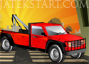 Tow Truck Parking Madness parkolás pick-up