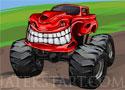 Toy Monster Trip 2 terepjárós ügyességi játékok
