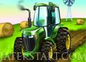 Tractor Parking traktoros parkolós