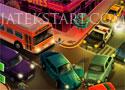 Traffic Frenzy Vegas közlekedési játékok