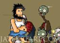 Tramp vs Zombie