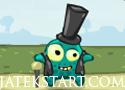 Transmyter platform játék egy alakváltó UFÓval