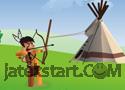 Tribal Shooter Játék