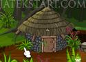 Tribal Pit Escape kijutás az őserdőből
