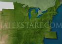 Usa Map Test ismerd fel az amerikai államokat