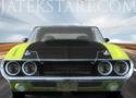 V8 Muscle Cars amerikai autókkal játszható versenyzős játék