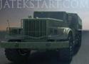 War Truck menj át a háborús zónán