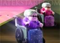 Wheelchair Race toloszékes vicces versenyzős játék