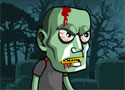 Zombie Head Switch dobj fejeket