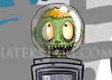 Zombie Head Moon juttasd fel a Holdra a zombit