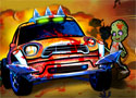 Zombie Car Madness juss el minél messzebb