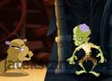 Zombie vs Hamster játék
