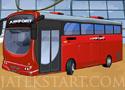 Airport Bus Parking 2 reptéri buszos parkolós játékok