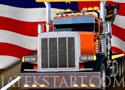 American Tow Truck Játék