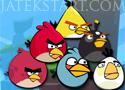 Bejeweled Angry Birds hármasítós játék