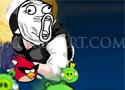 Angry Birds Pool biliárd Angry Birds figurákkal