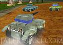 Army Tank Racing verseny tankokkal