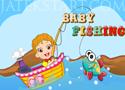 Baby Fishing horgász játék