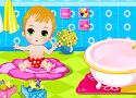 Baby Bathing Games For Little Kids