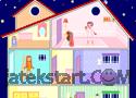 Barbi ház játék