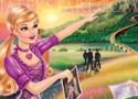 Barbie Princess Charm School találd meg a számokat
