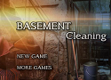 Basement Cleaning