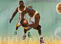 Basketball Jam 2 kosárlabdás játék